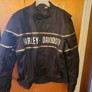 Mens Harley Davidson Riding Jacket